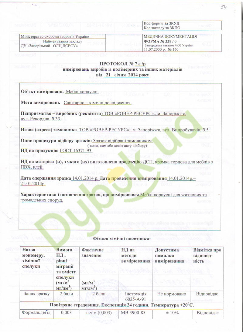 Сертификат Пехотин