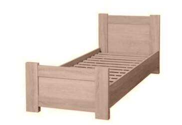 Кровать КТ-709 (+ламели) Меркурий БМФ