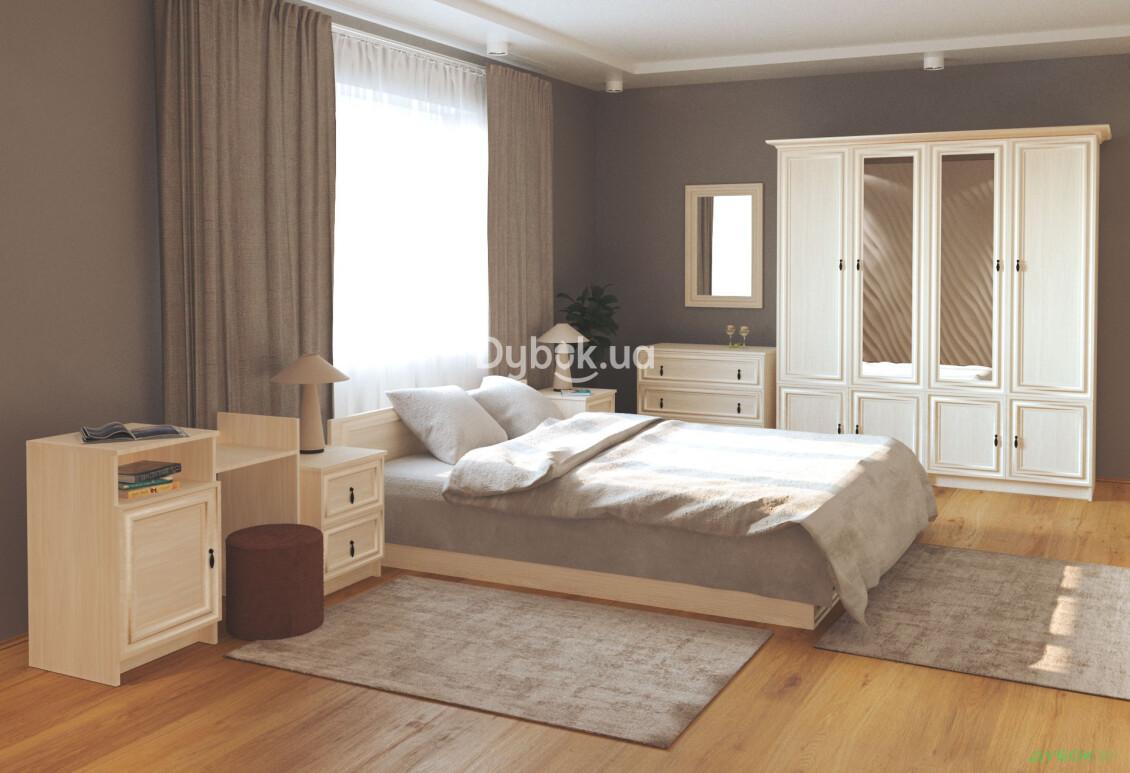 Модульна спальня Кім НФ Ясен Шимо Комплект І