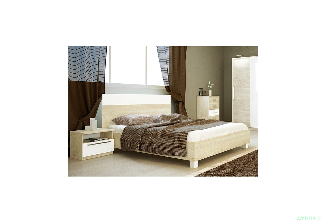Модульна спальня Соната
