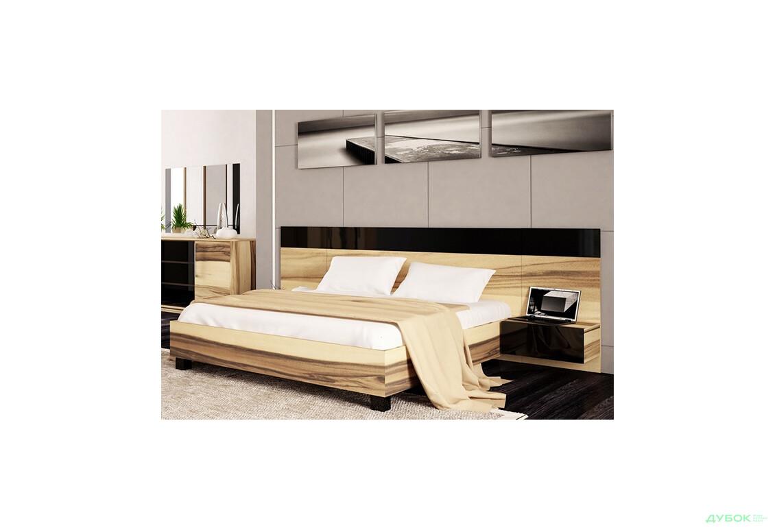 Кровать 180 подьемная (с тумбочками)