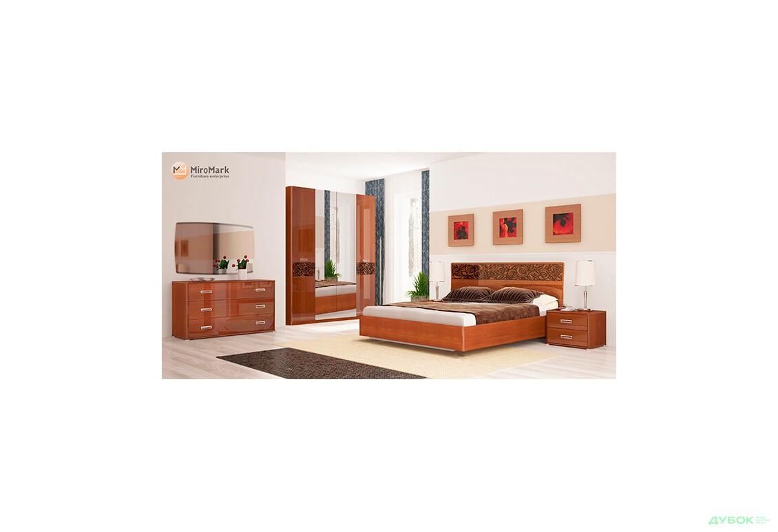Модульна спальня Флора
