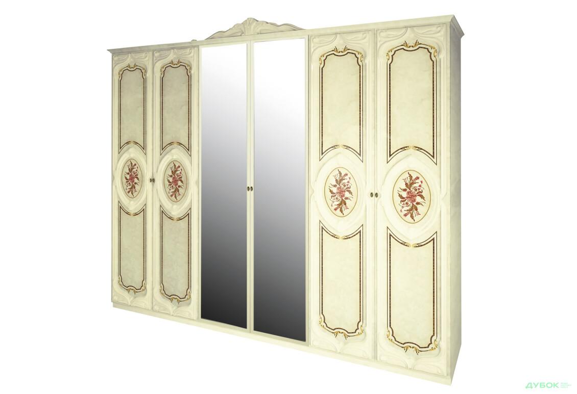 Модульная спальня Реджина Шкаф 6Д