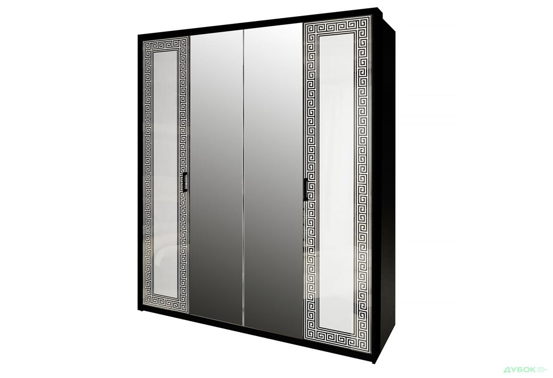Виола Шкаф 4Д с зеркалами