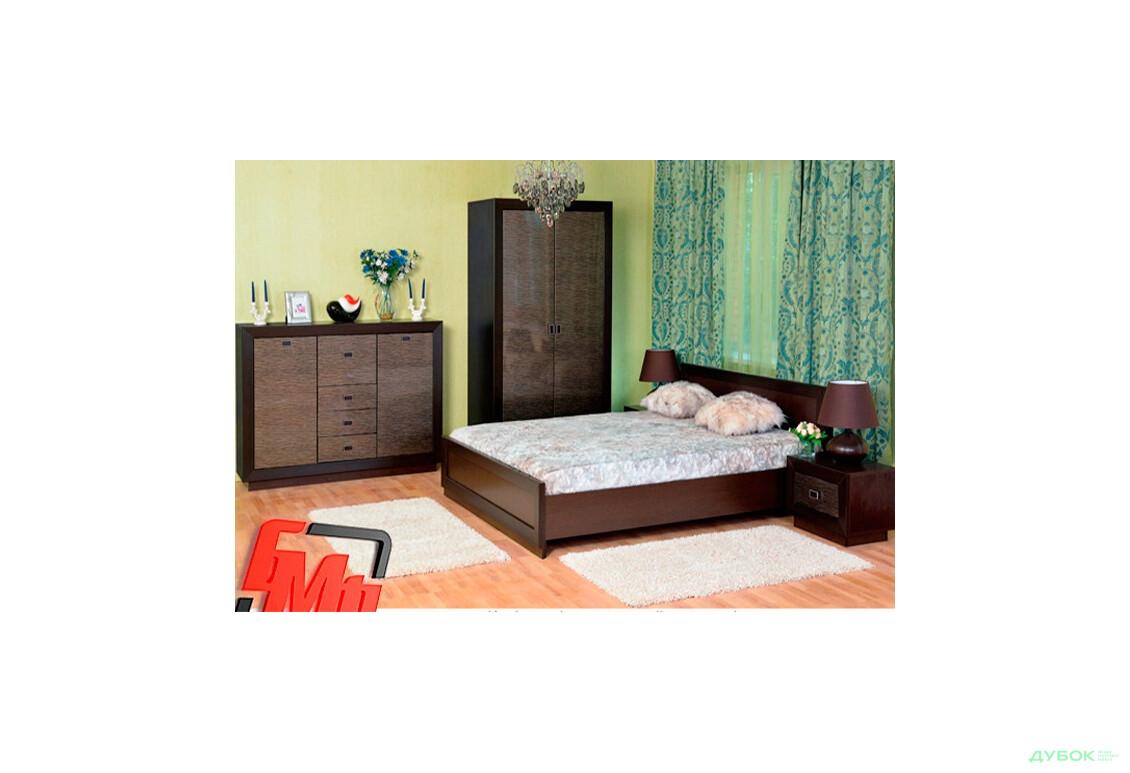 Спальня Корвет золотая лоза Спальня 2Д