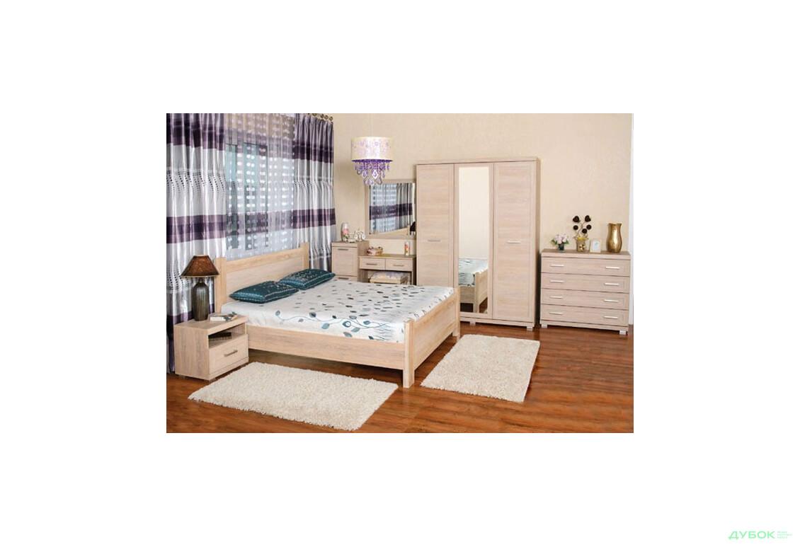 Спальня Меркурій Спальня 3Д