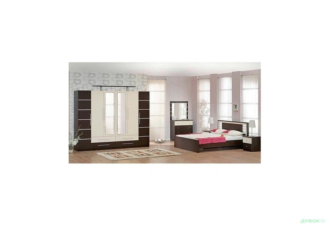 Модульна спальня Спальня комплект І