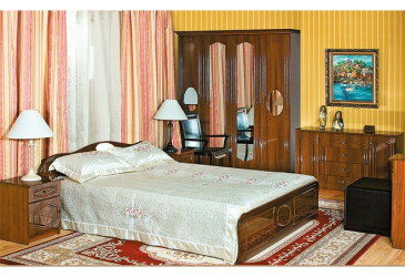 Спальня Афродіта Лак 4Д БМФ