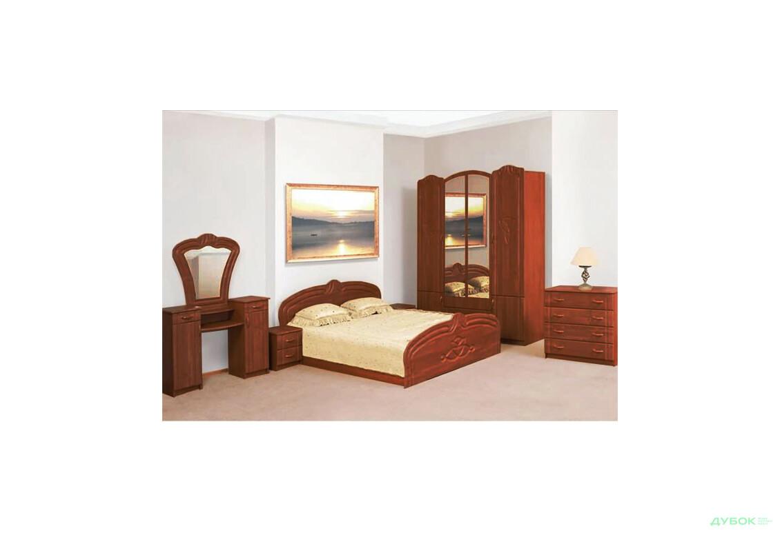 Модульная спальня Антонина Спальня 4Д