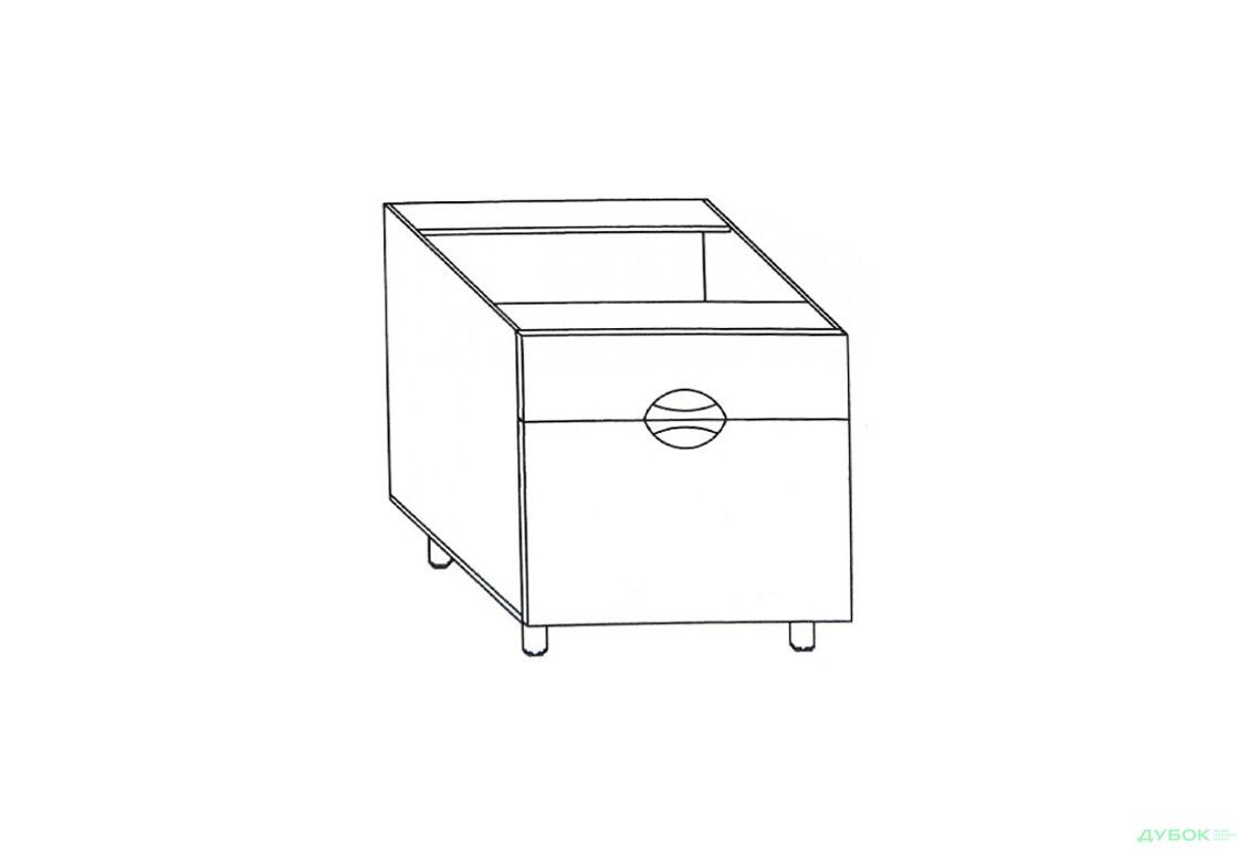 Модульная кухня Адель Люкс (глянец) Н 60