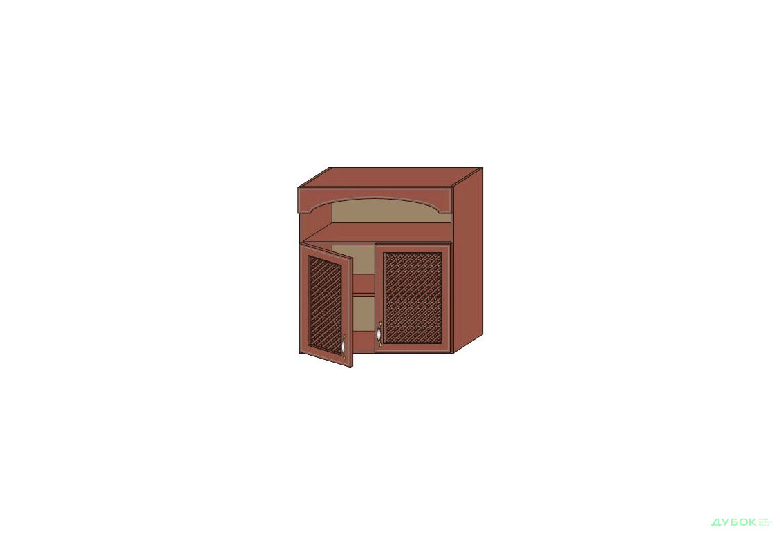 В Тумба-сушка решетка 2Д 80 (без сушки)