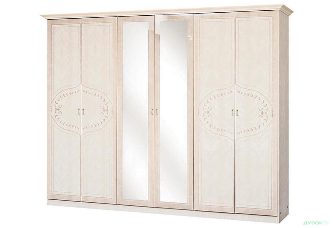 Модульная спальня Опера Шкаф 6Д