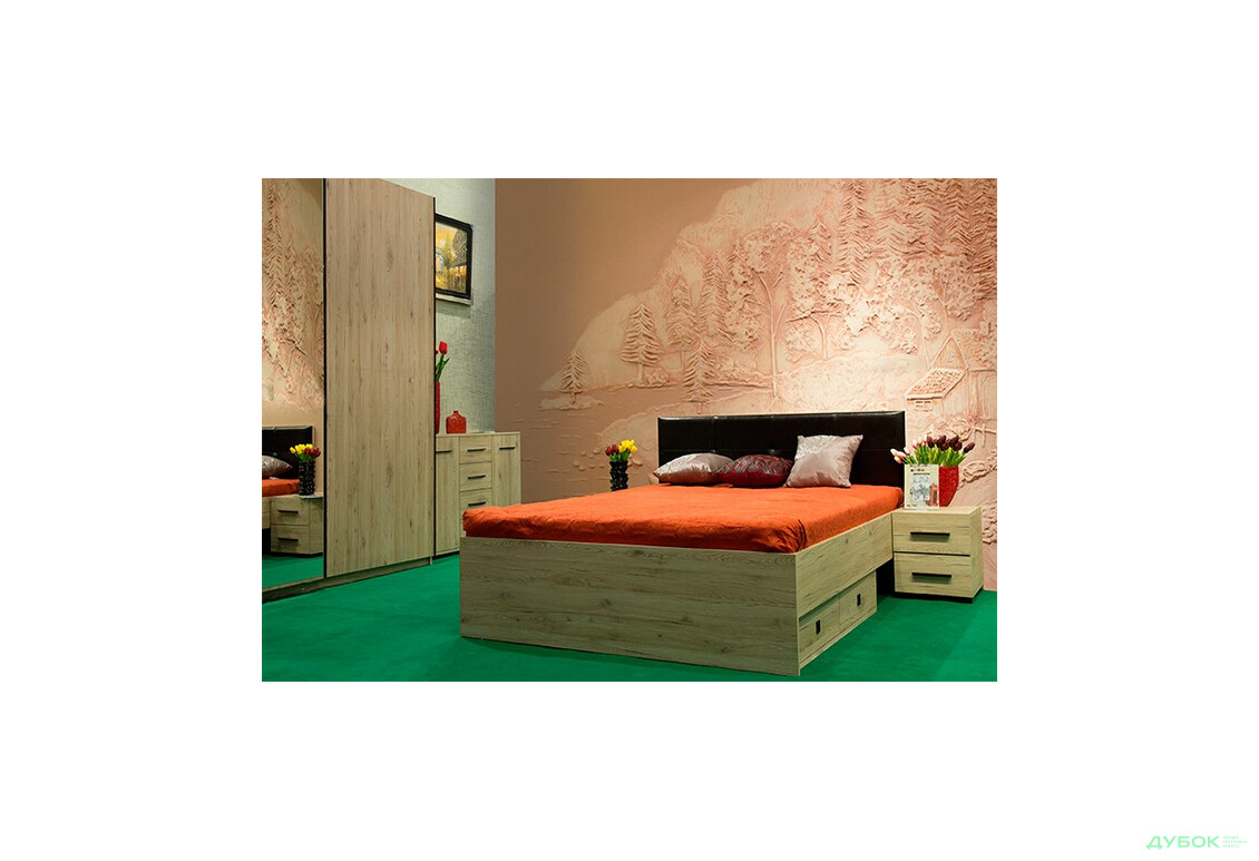 Модульная спальня Прима