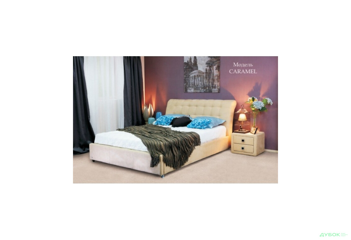 Ліжко-подіум Кофе Тайм MW 1.6 (підйомне)
