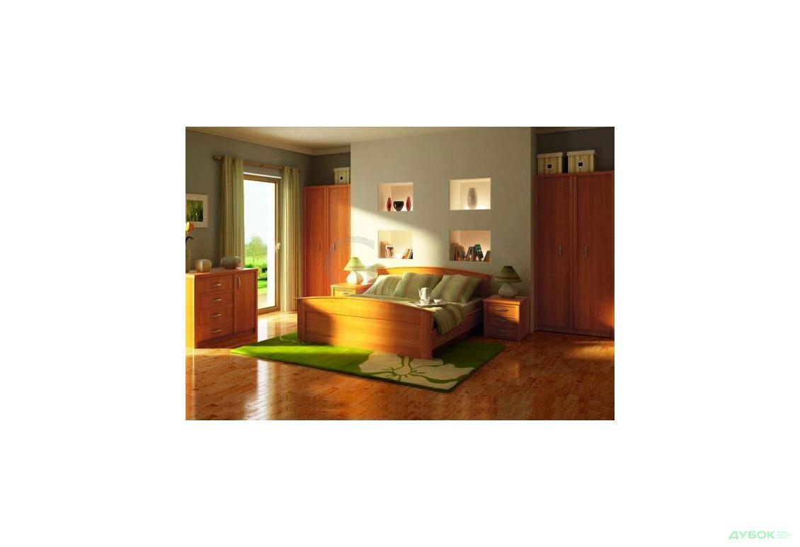 Модульная спальня Валерия (ольха)