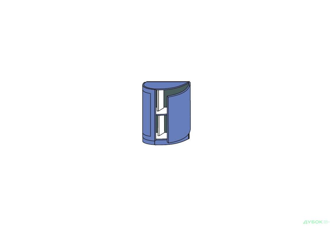 Н Тумба бар полукруглая 2Д 61