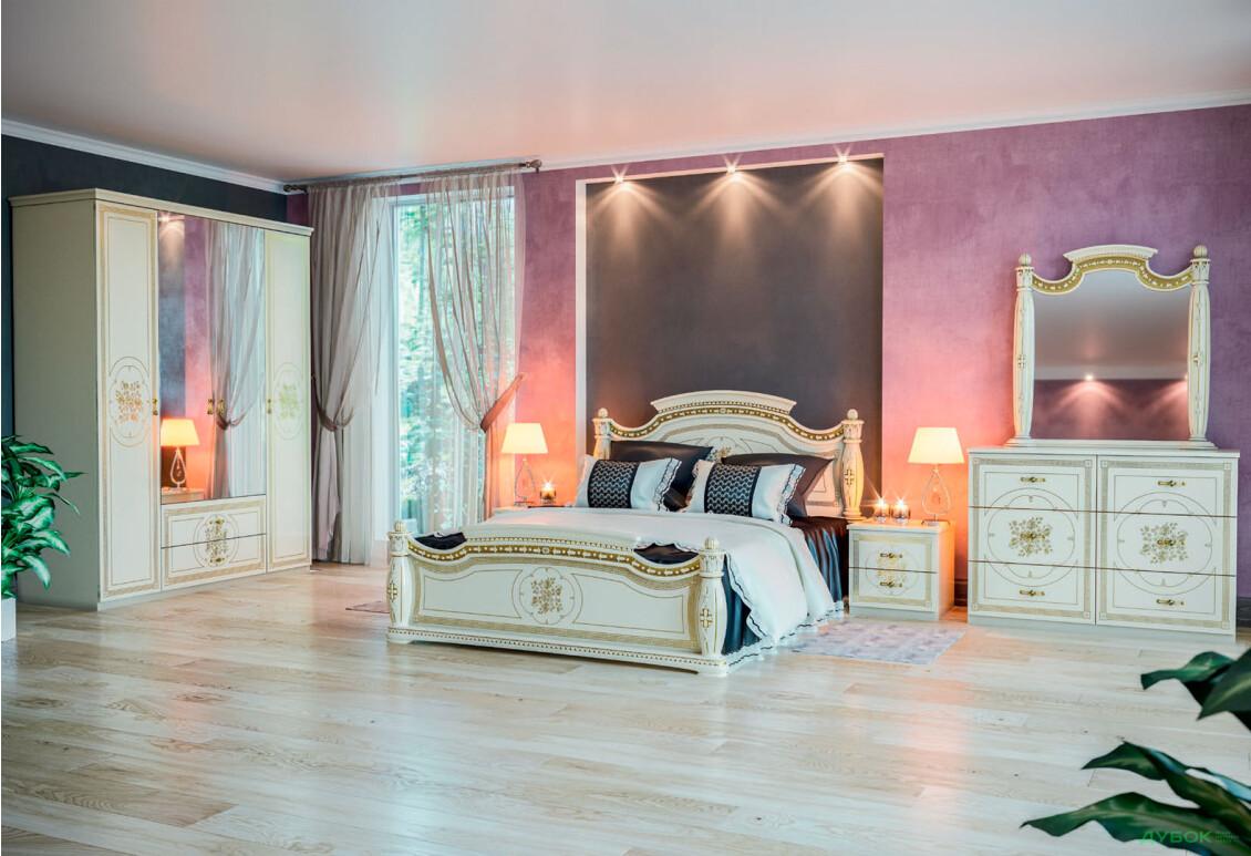 Спальня Жасмин Комплект 6D