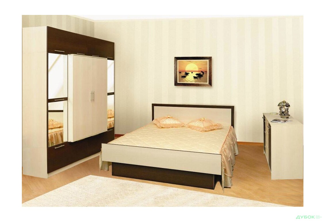 Модульная спальня Комфорт
