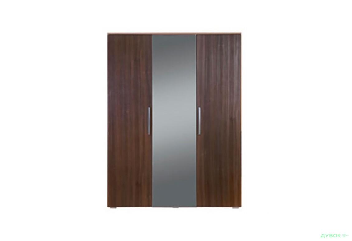 Шафа для одягу та білизни Ш-1720 із дзеркалом