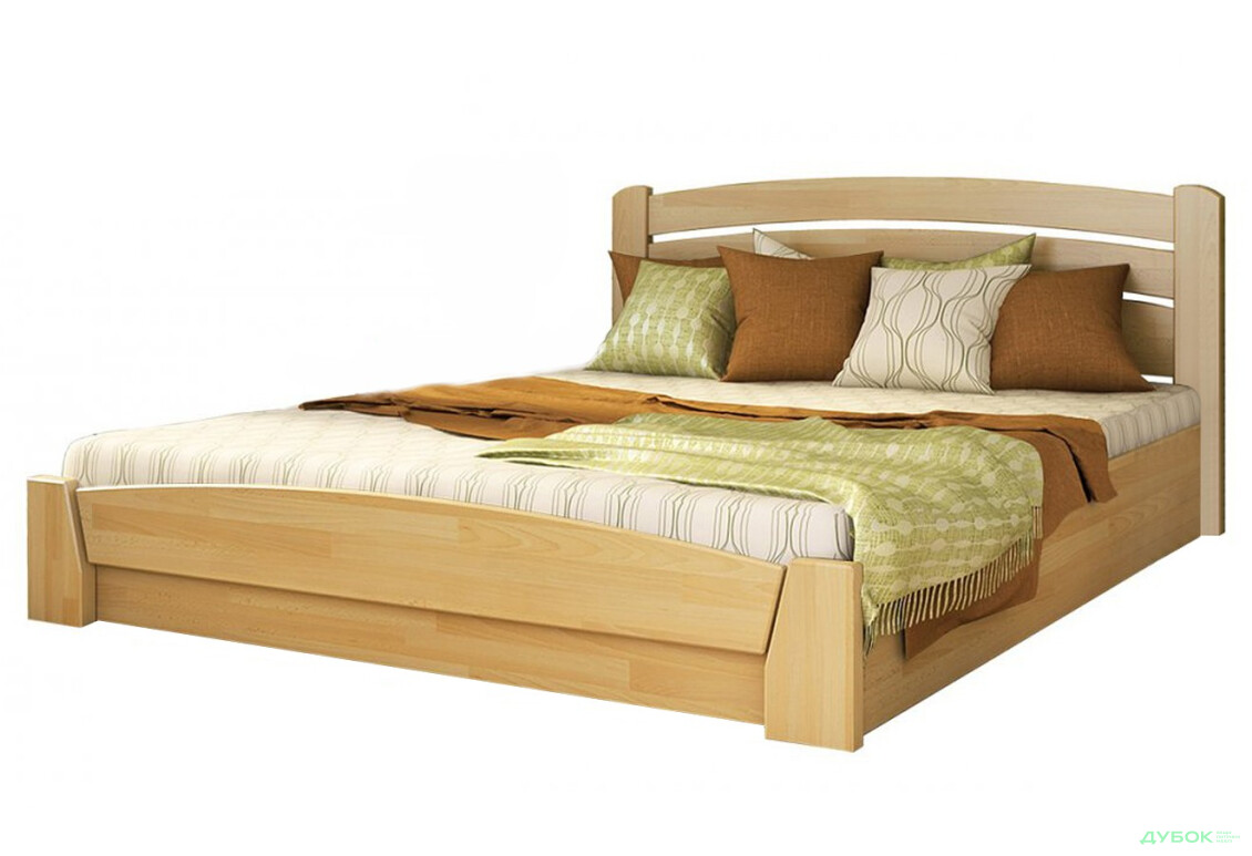 Серія Вега ліжко Селена Аурі 120х200 підйомне (щит)
