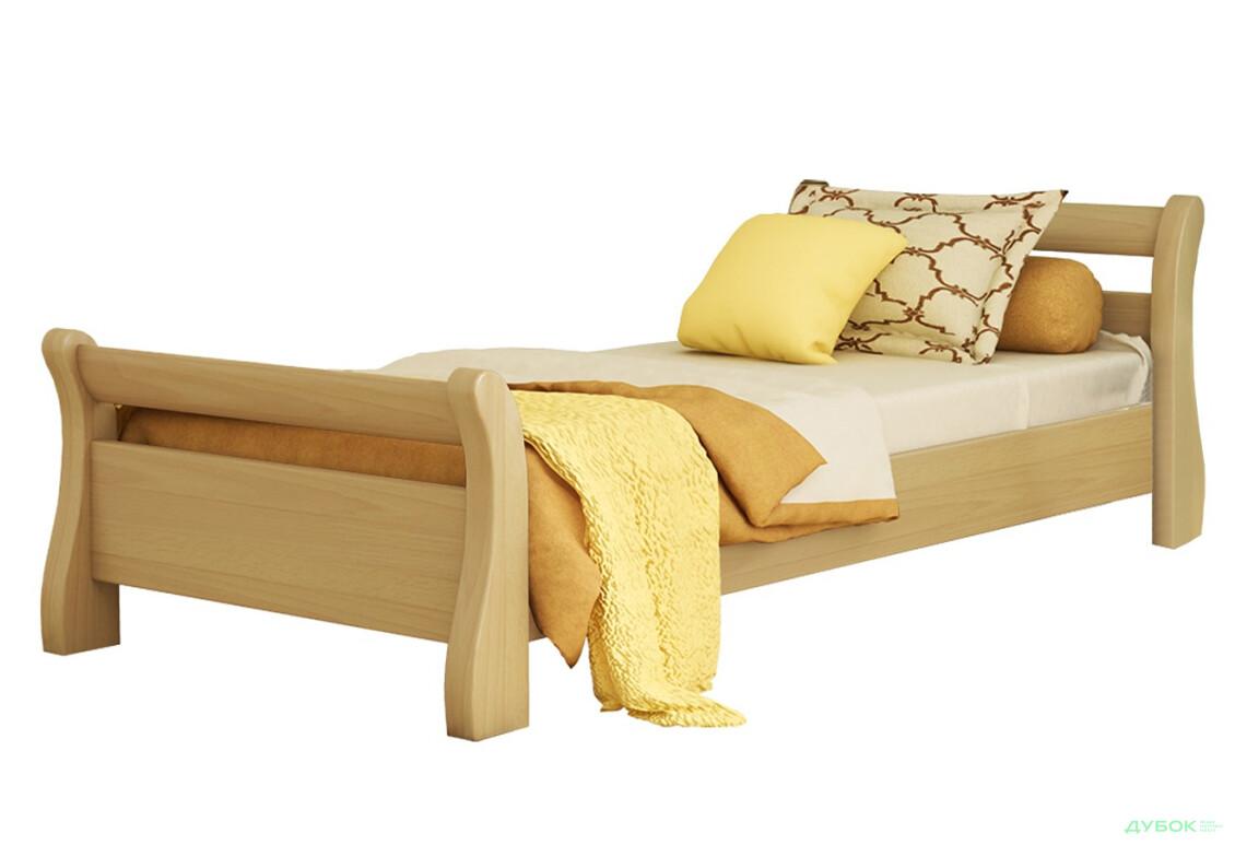 Серия Вега кровать Диана 80х190 (массив)