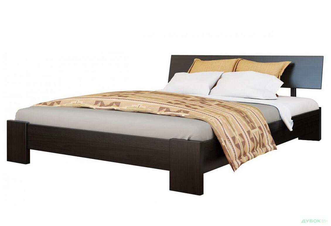 Серия Тесса кровать Титан 140х200 (щит)
