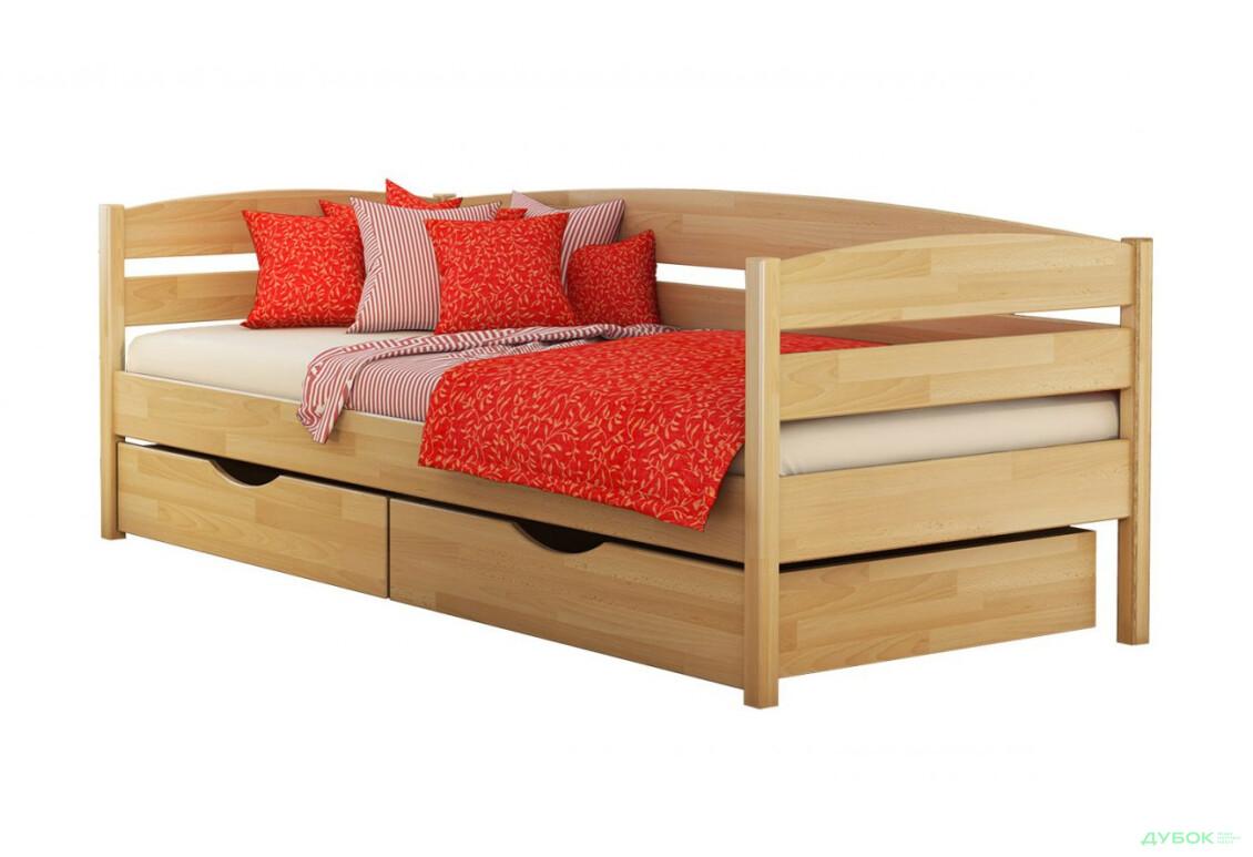 Серия Вега кровать Нота Плюс 80х190 (щит)