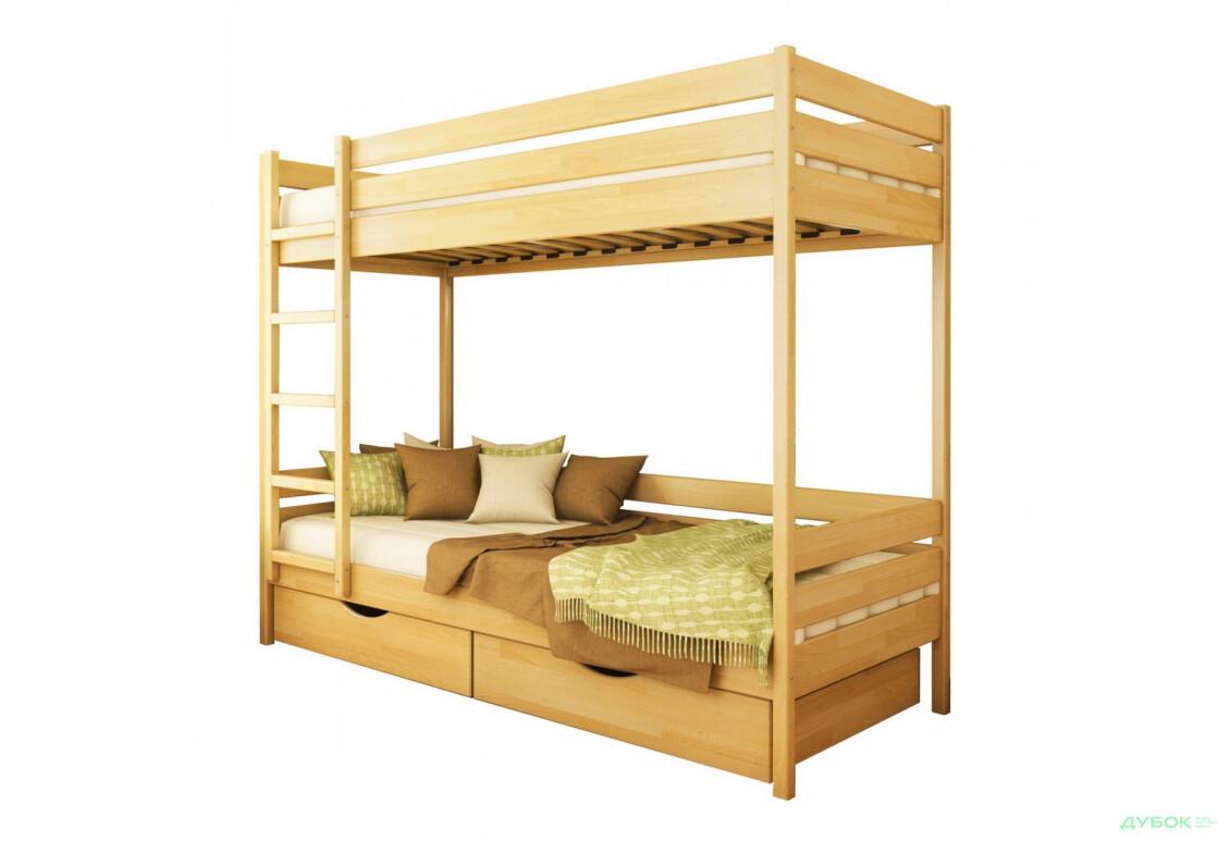 Серия Тесса кровать Дуэт 80х190 (щит)