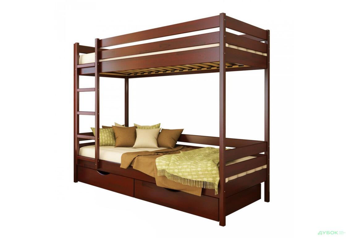 Серия Тесса кровать Дуэт 90х200 (щит)