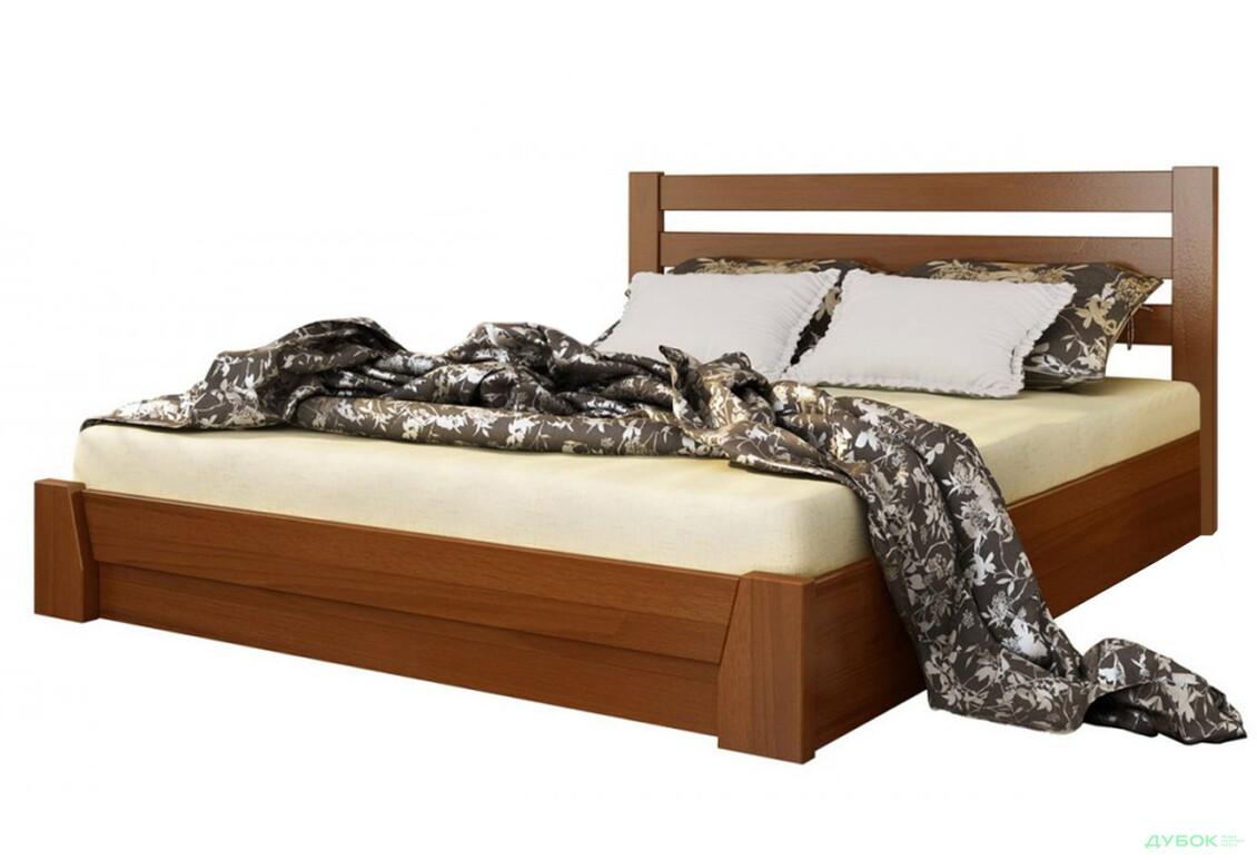Серія Тесса ліжко Селена 180х200 підйомне (масив)