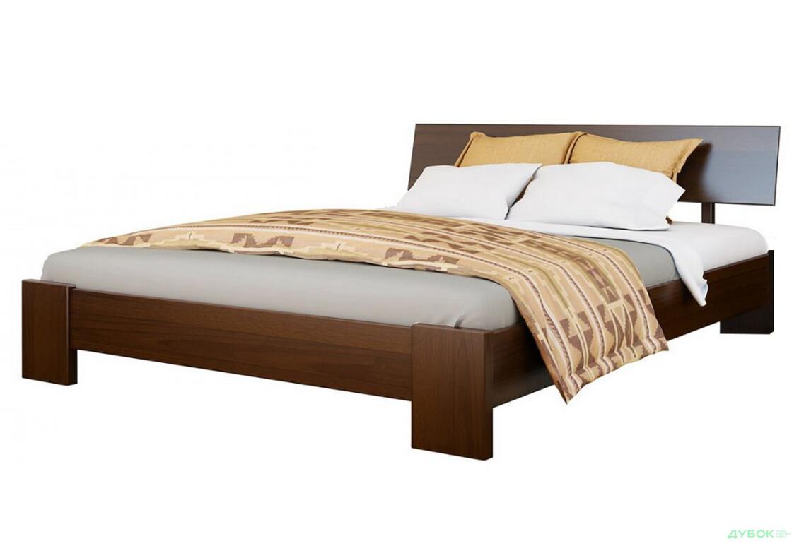 Серия Тесса кровать Титан 140х200 (массив)