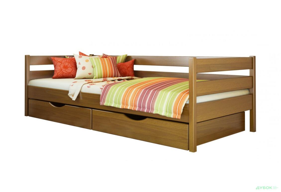 Серия Тесса кровать Нота 90х200 (массив)
