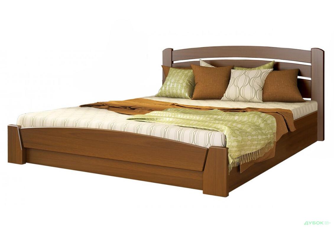 Серия Вега кровать Селена Аури 180х200 подъемная (массив)