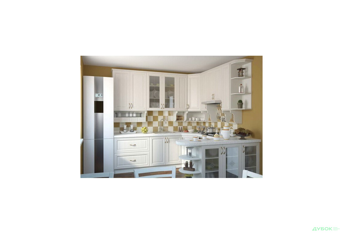 Модульна кухня Софія Класика шпон