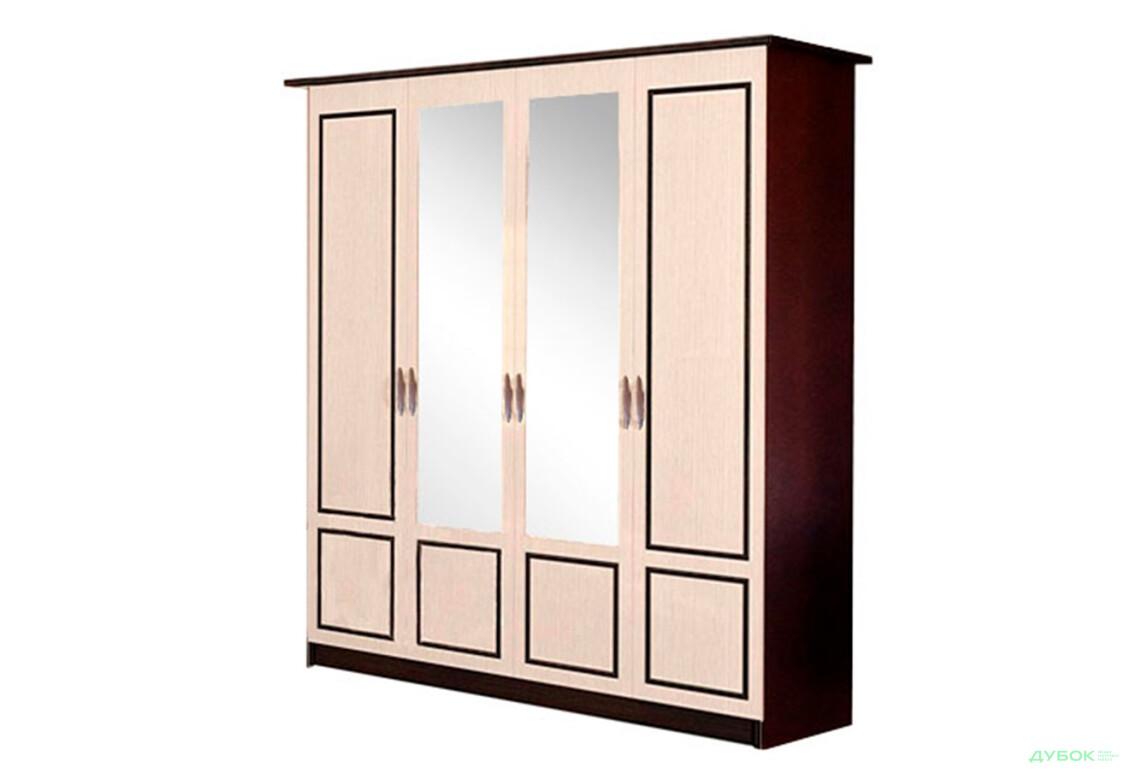 Модульная спальня Ким (светлый венге) Шкаф