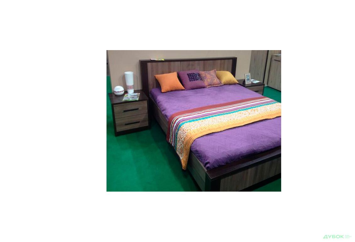 Кровать 1.6 + ДВП вклад