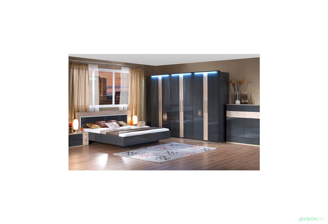 Модульная спальня Capri / Капри Комплект 6Д