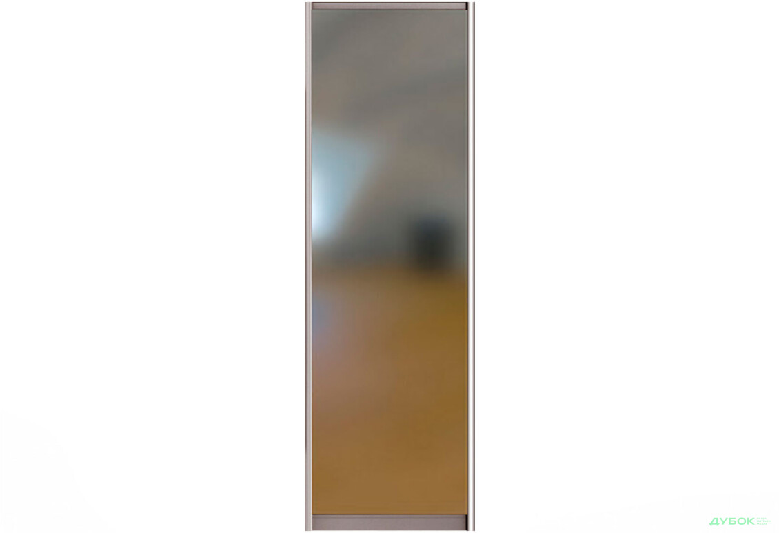 МебельСтар 2D 1300 Фасад Дзеркало 611