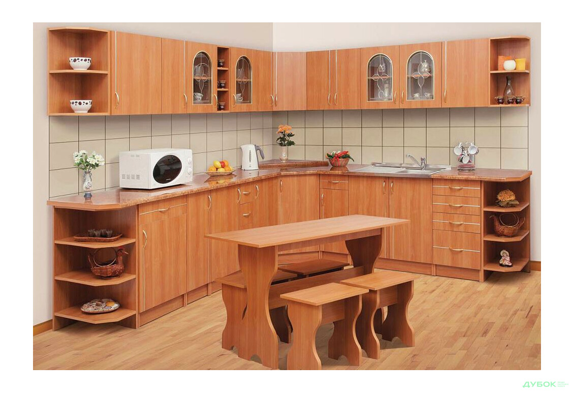 Модульна кухня Марта ДСП