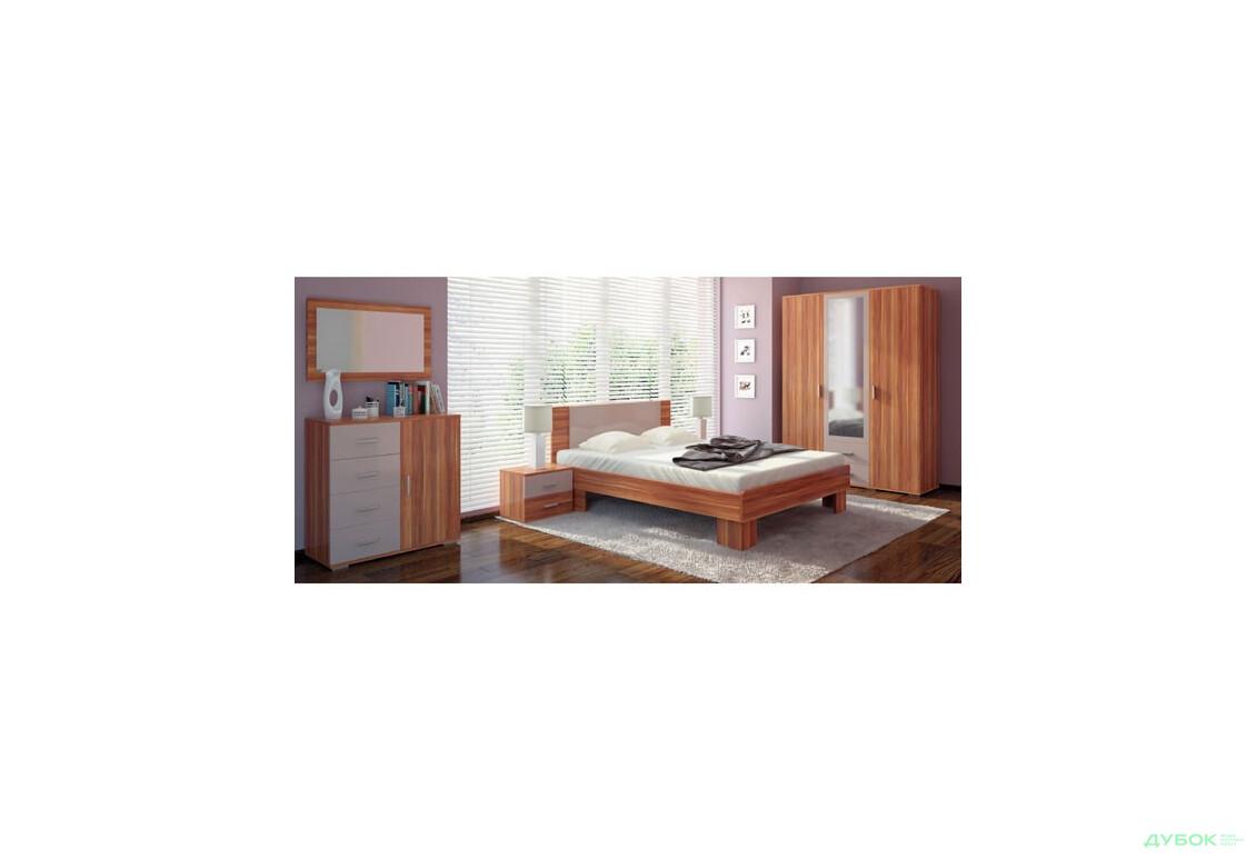 Модульна спальня Міа дуб крафт