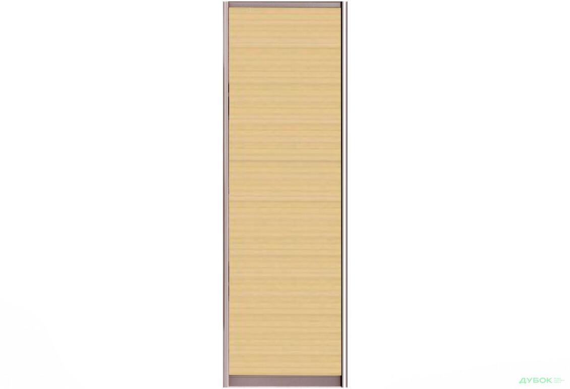 МебельСтар 3D 1900 Фасад Бамбук 604
