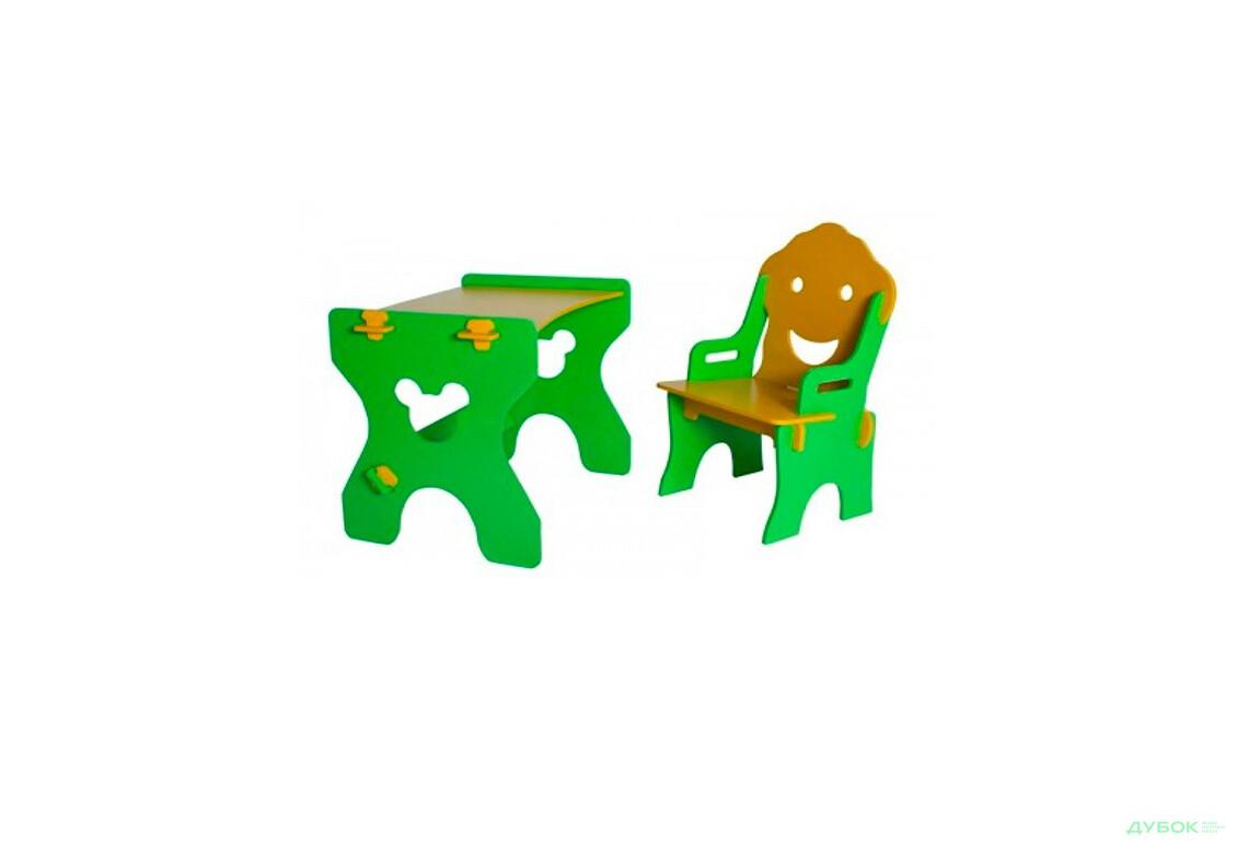 Набір Маус (столик+стільчик)