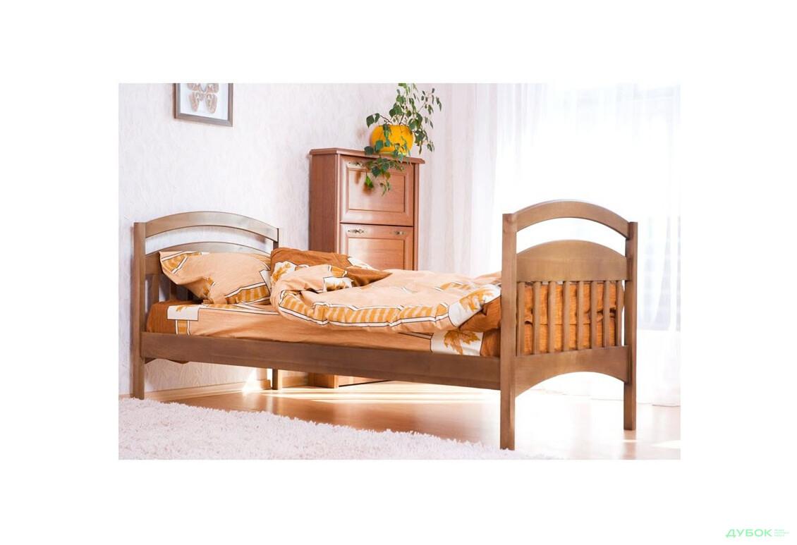 Ліжко одноярусне (нижнє)