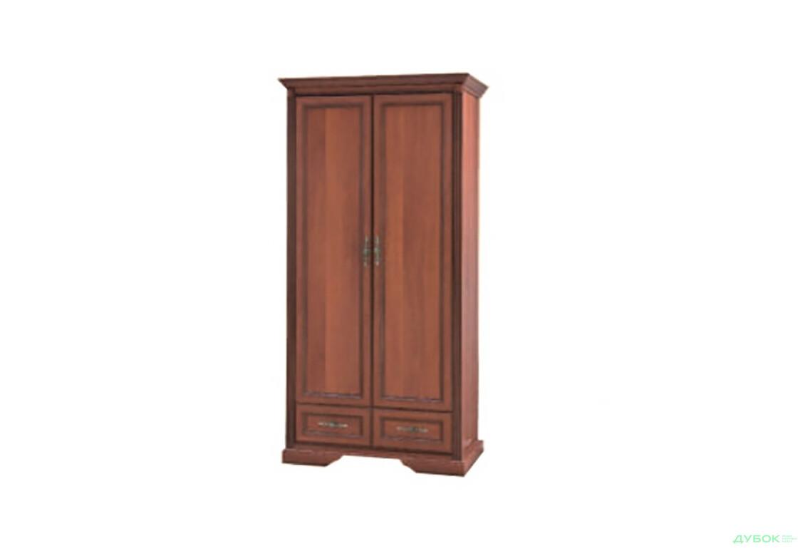 Шкаф 2Д для одежды и белья (без зеркал)