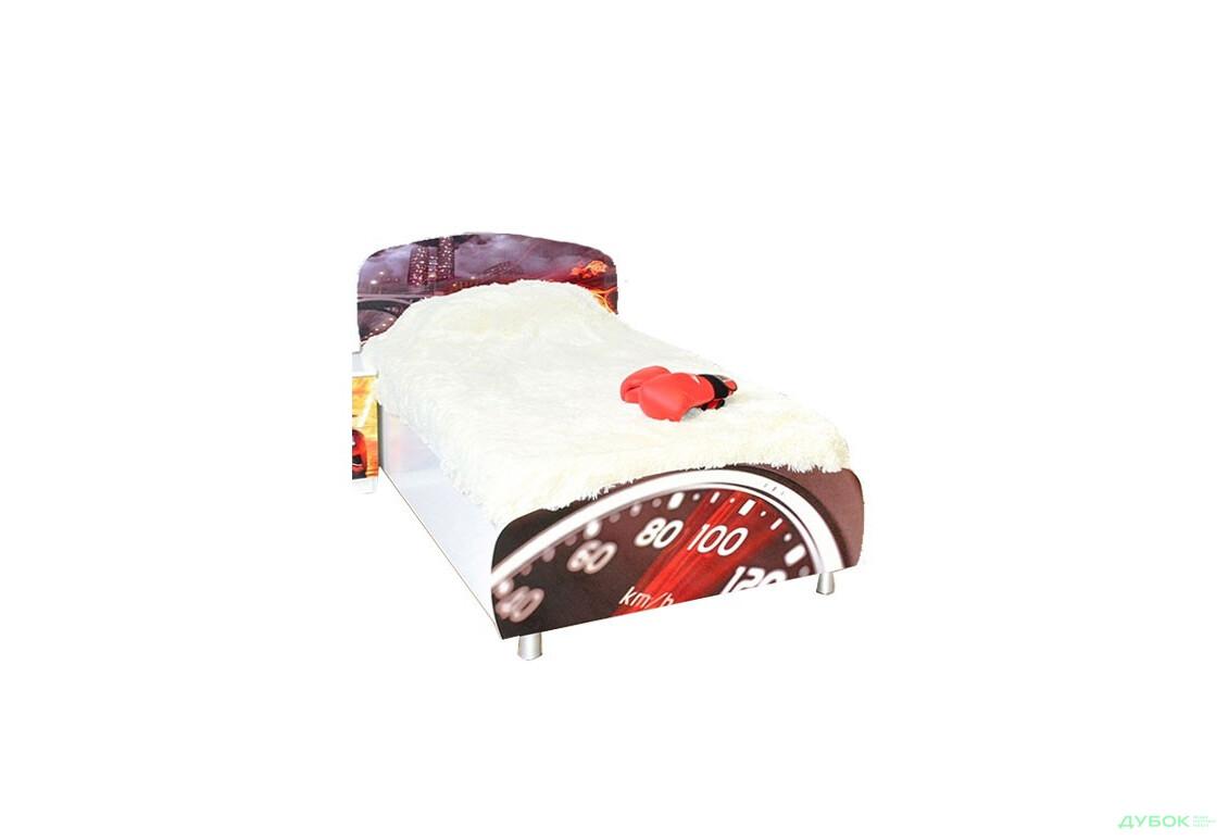 Мульті Гонки Ліжко односпальне