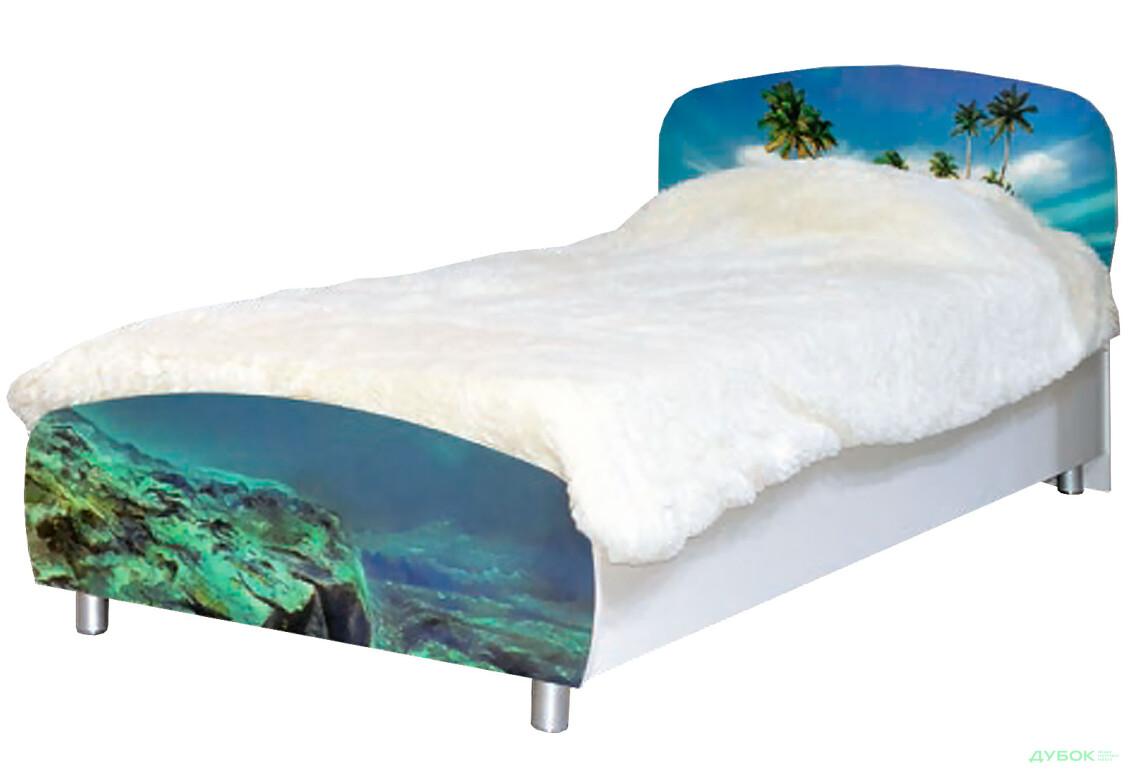 Мульті Абетка Ліжко односпальне