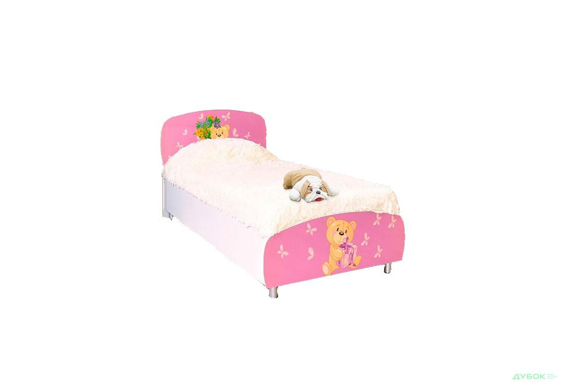 Ліжко односпальне