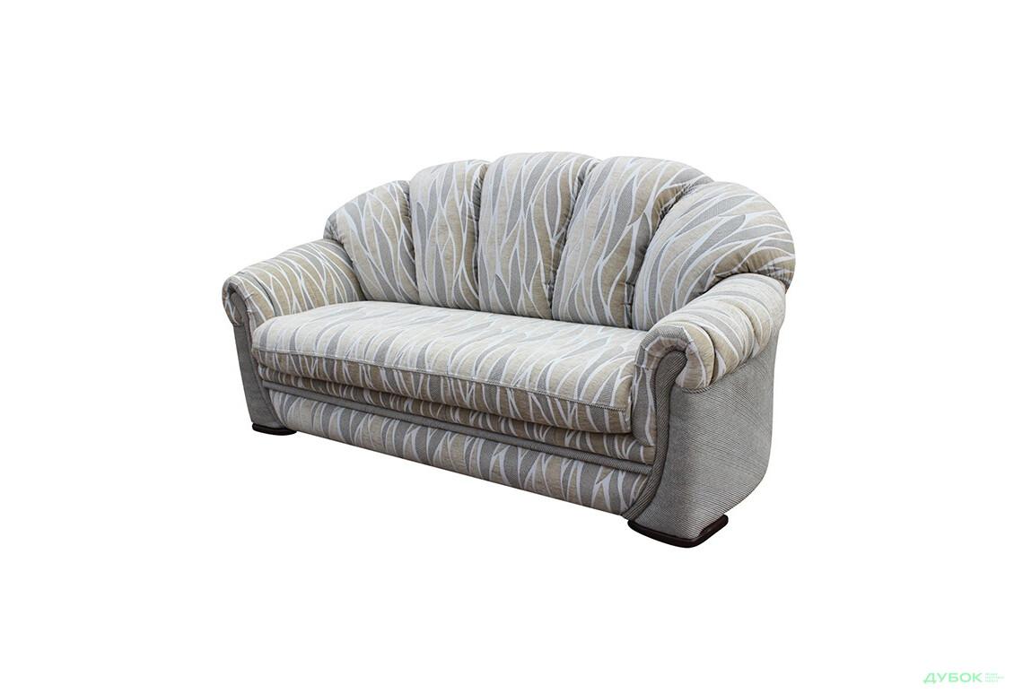 Диван Каприз комплект: диван + 2 крісла Шкіра
