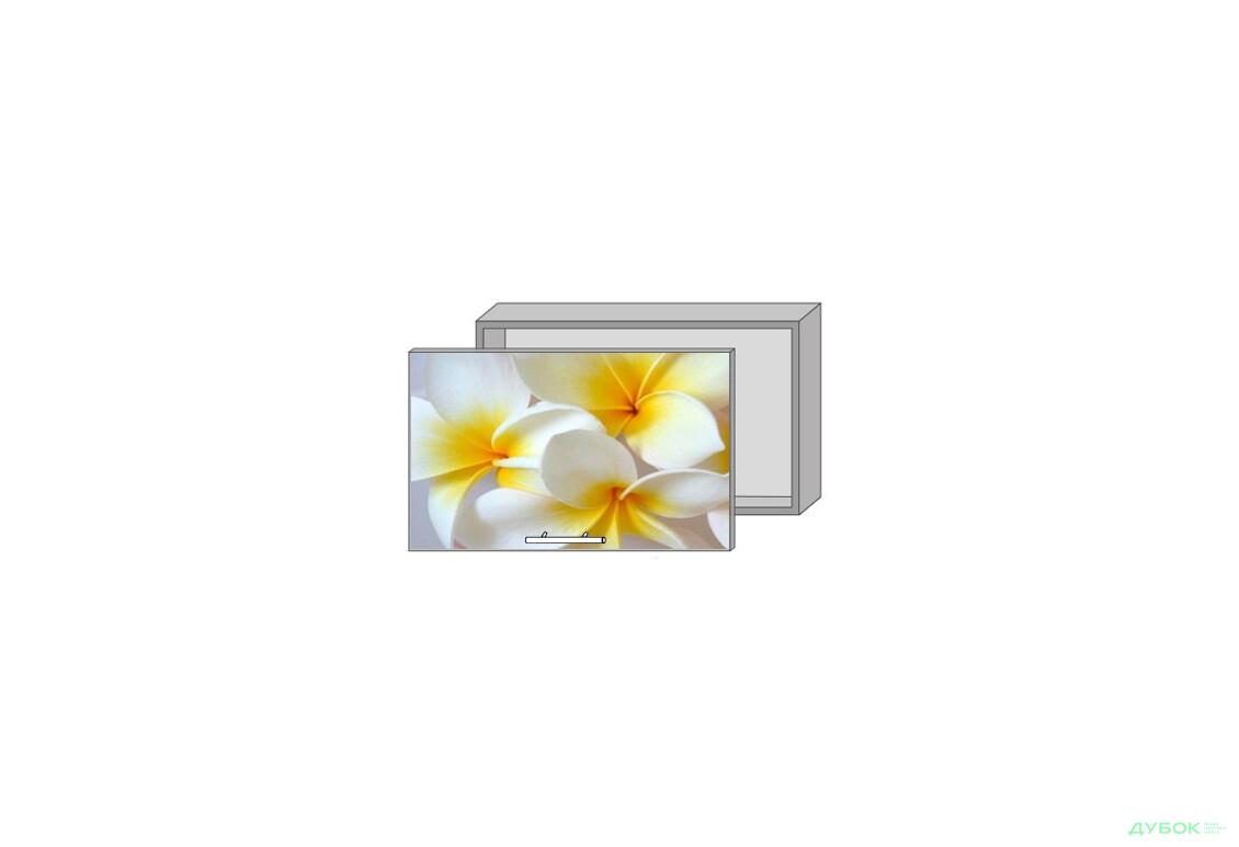 Модульна кухня Серія High Gloss Верх 62 вітрина фотодрук