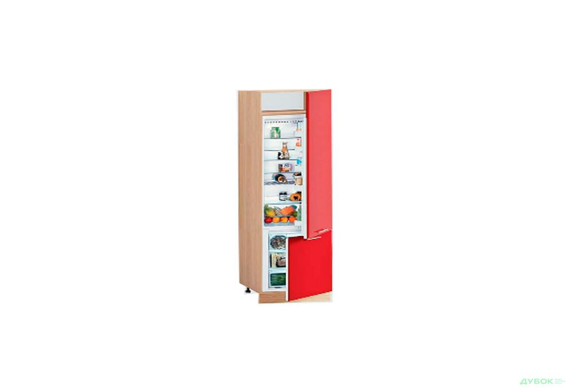 Модульная кухня Серия Хай-Тек матовая Т-2893 шкаф под встроенный холодильник